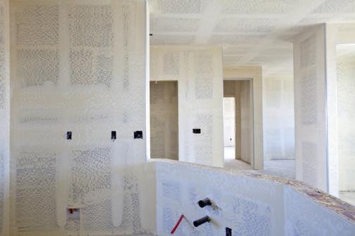 Tramezzi a g servizi - Creare una parete in cartongesso ...